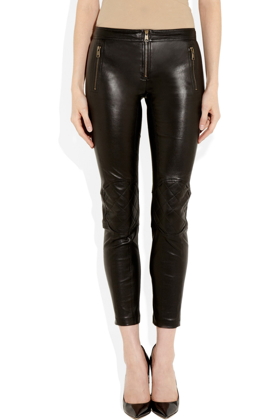 FAIRCHILD $99 Womens Black Faux Leather Skinny Casual Pants L B+B. Sold by BOBBI + BRICKA. $ $ ALFANI $79 Womens New Black Faux Leather Skinny Casual Pants 4 B+B. Sold by BOBBI + BRICKA. $ - $ TheMogan Faux Leather Leggings Skinny Pull On Pants.